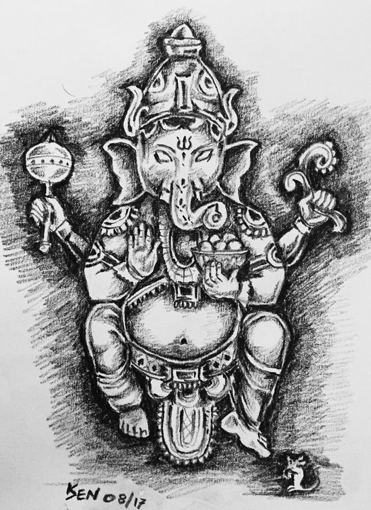 Lord Ganesha - koustav