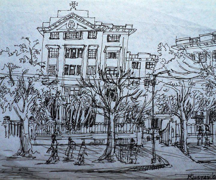 30, Park street, Kolkata - koustav