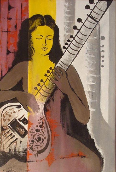 Meditation with Music - AashishArt