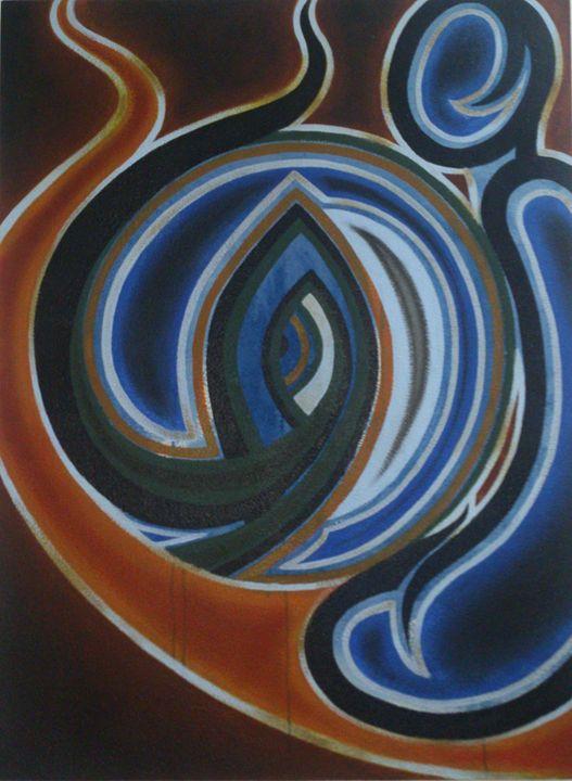 Eye of Wisdom - AashishArt