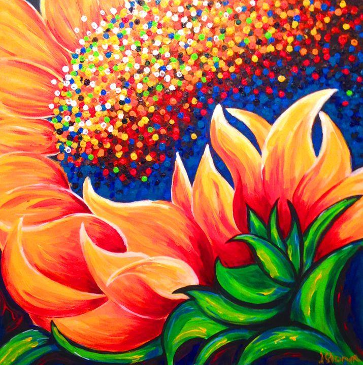 Sunflower - J. Stoner Studio