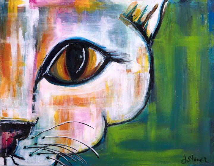 Cat - J. Stoner Studio