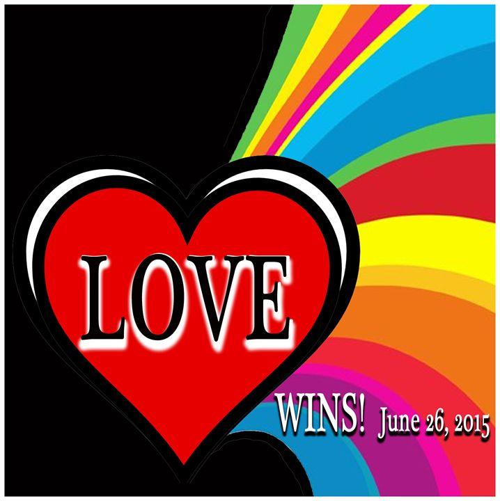 Love Wins! - J. Stoner Studio