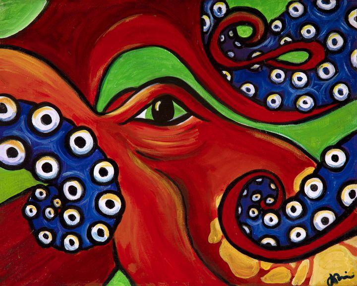 Octopus - J. Stoner Studio