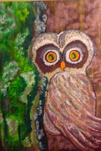 """OWL ALWAYS LOVE YOU"""