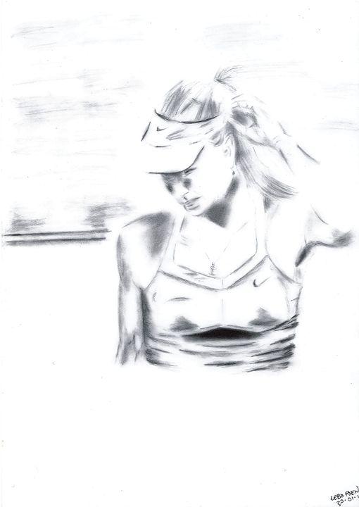 Maria Sharapova - ellpoen