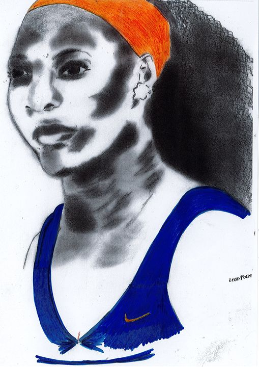 Serena Williams Roland Garros 2013 - ellpoen