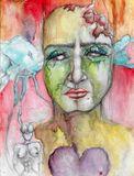 Tmura Spiritual Painting