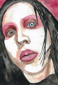 Marilyn Manson FanArt