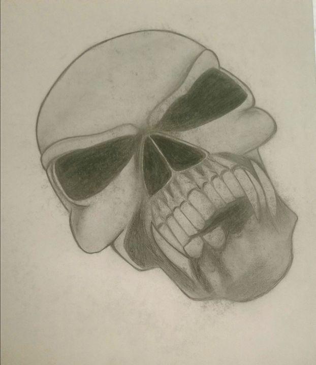 Skull - Maria Aulisio