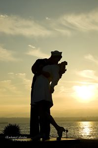 A Sailors Kiss