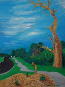 A path in stratford