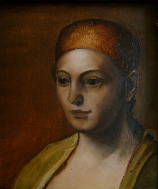 Lady Copper - Daniel Provenzano