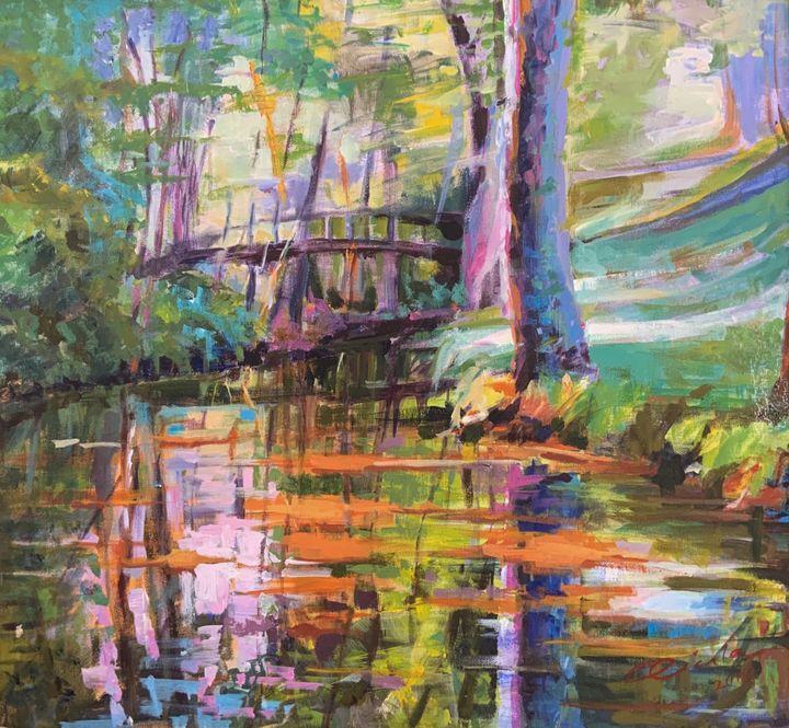 Bosque Encantado - Alicia Prado