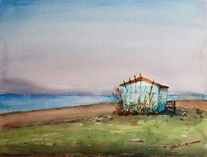 La caseta de la playa - Alicia Prado