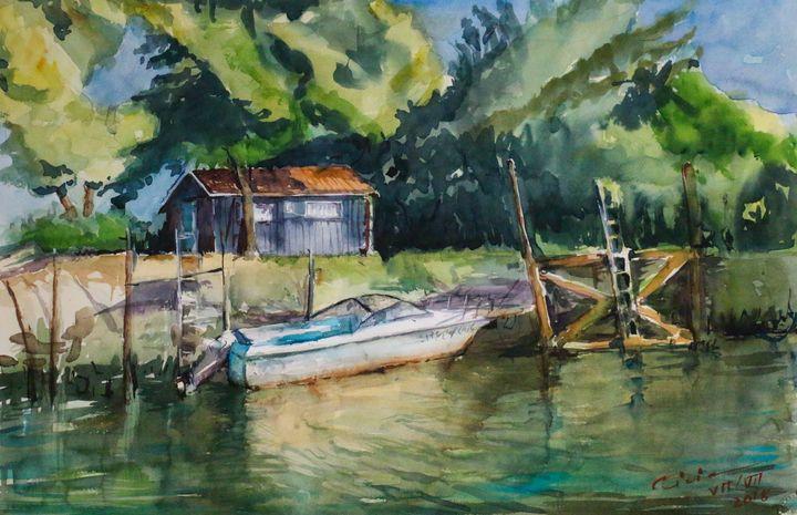 Embarcadero - Alicia Prado