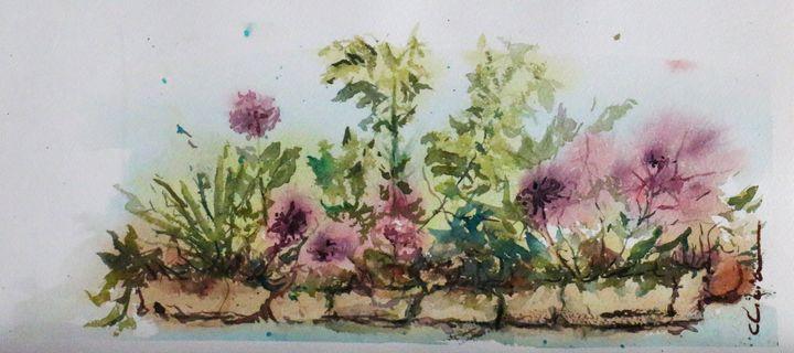 Flowers - Alicia Prado