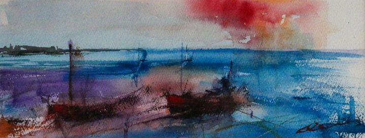 Barcas - Alicia Prado