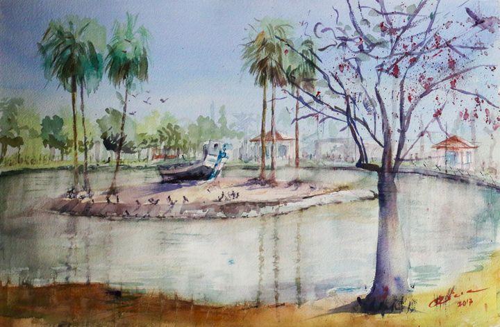 Parque del Oeste - Alicia Prado