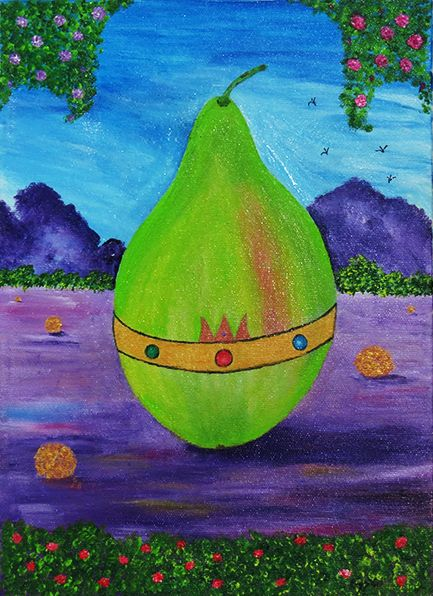 Royal pear - Ezra Zaarur