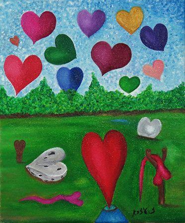 Human Hearts - Ezra Zaarur