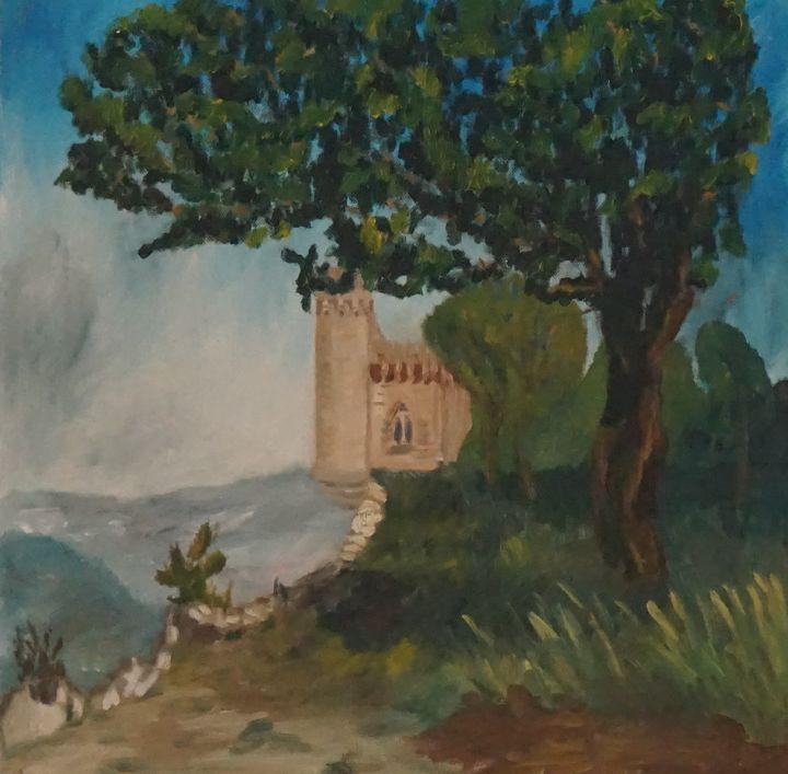 Villa Bethania, Tour Magdala - Art by Gia