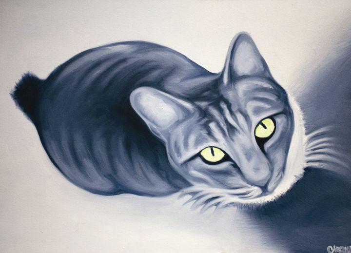 cat - One Mind Art