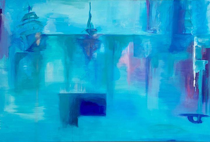 Capriccioli Reflections - Angelica Longo