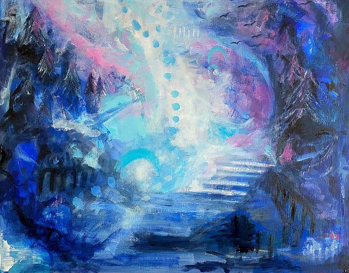 Courmayeur Sunset Dreams - Angelica Longo