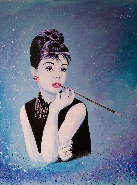 Audrey Hepburn - Cheryl Rourke