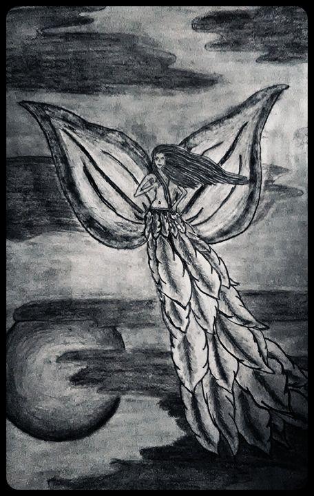 Angel Near - Judy Bonin