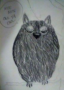 Nite Nite Owl ya Owl!