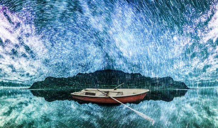 Heaven in a Row Boat - Bradford Watkins Creations