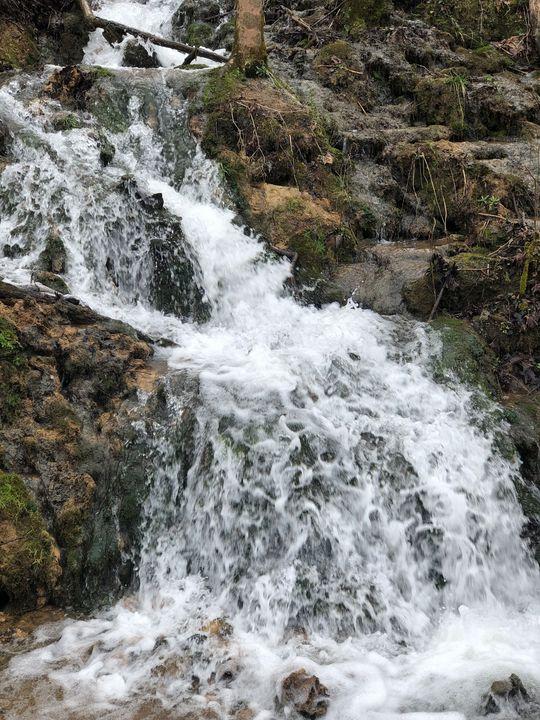 waterfall - Courtney
