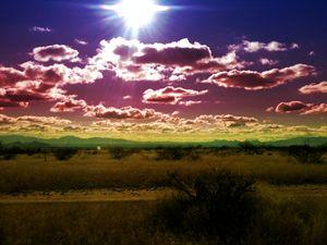 Rainbow Desert