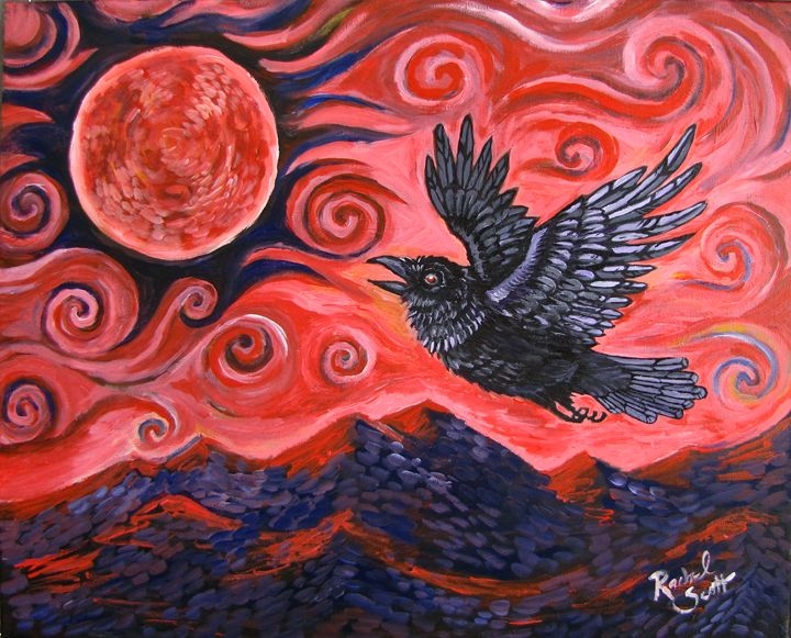 Red Star Raven - Western Originals