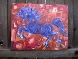 Dream Horse Original Painting
