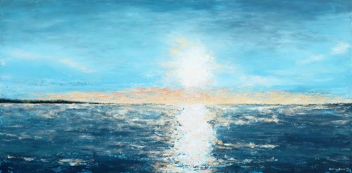 Sunrise On Erie - Katrina Nixon Art