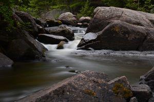 Still River Waterfall