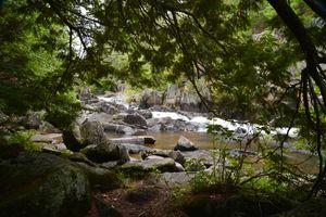 Hidden River Ripples