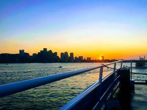 A Boston Sunset