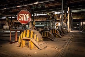 abandoned vehicle repair station ins