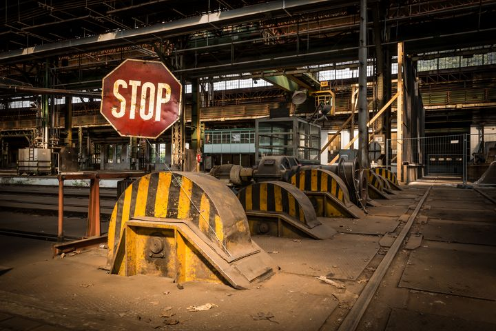abandoned vehicle repair station ins - maroti