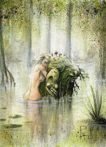 Date on the swamp