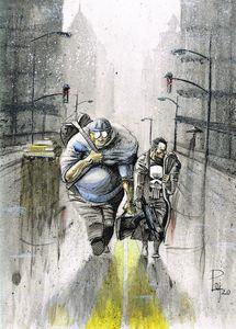 Long walk home Frank