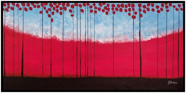 Red Forest - Elaine Silb