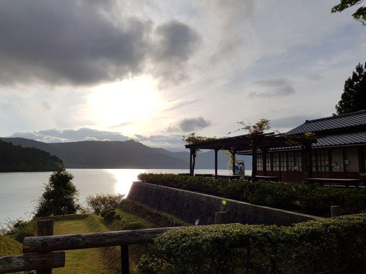 Lake Ashi 1 - Tiago Ferreira