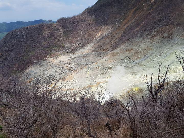 Owakudani Thermal Valley - Tiago Ferreira