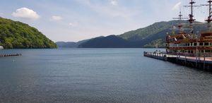 Lake Ashinoko 2