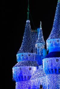 Frozen Castle Turrets